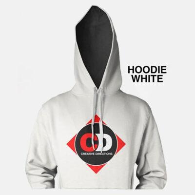 hoodie white