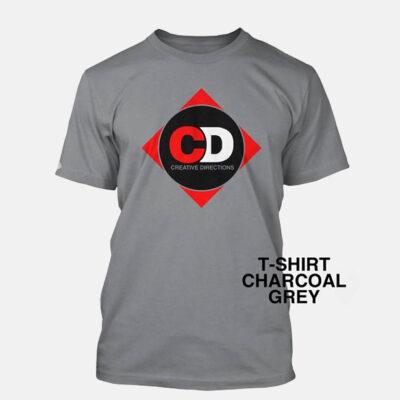 shirt charcoal grey